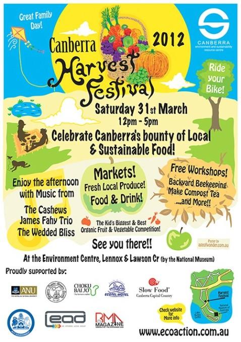 Canberra Harvest Festival 2012