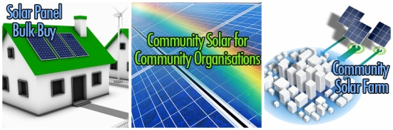 Canberra Community Solar Project Banner