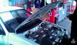 Daihatsu Charade goes electric!